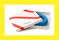 Теплый пол кабель одножильный электрический Nexans (Норвегия) TXLP/1 1000/17 1000Вт 5.9-7.4 м2 комплект