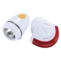 Комплект фара + мигалка Topeak HighLite Combo II (WhiteLite II + RedLite II) (MD)