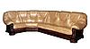 """Кожаный угловой диван """"Гризли"""" Курьер, фото 2"""