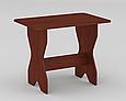 Стол кухонный простой КС-1  716х598х900 , фото 8