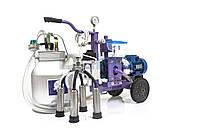 Доильный аппарат УИД-10 Максимум (стаканы с нержавеющей стали)