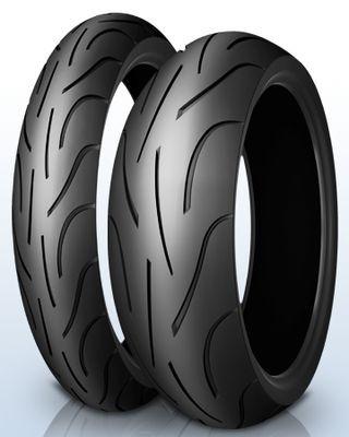 Шина мотоциклетная задняя MICHELIN PilotPower 190/55/R17 (75W) SuperSport