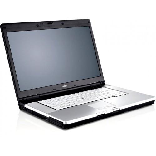 Компактный 13-Дюймовый бу ноутбук Fujitsu Siemens. Батарея 3 Часа!