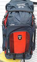 Хороший туризм с рюкзаком Elenfancy 48+10л красный