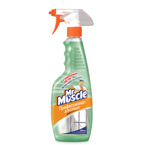 Средство для стекла Mr. Muscle с распылителем