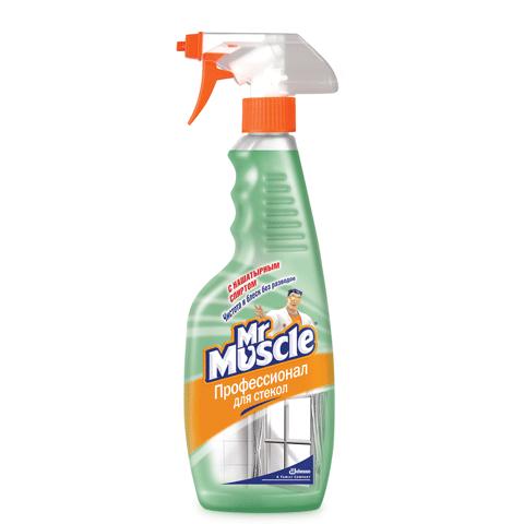 Засіб для скла Mr. Muscle з розпилювачем