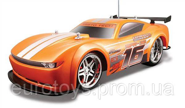MAISTO TECH Автомодель на радиоуправлении Express Lane VRT-16  1:14 (81200 VRT-16 orange)