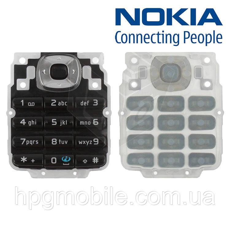 Клавиатура для Nokia 6030, черная