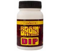 Дип для бойлов Brain Bloodworm (Мотыль) 100 ml