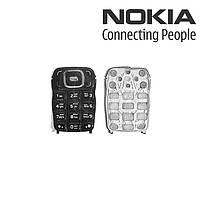 Клавиатура для Nokia 6131, оригинал (черная)