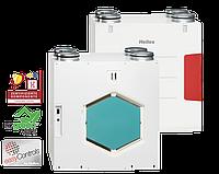 Энергопассивные компактные установки с функцией рекуперации тепла, постоянным объемным KWL EC370W до 370 м3/ч, фото 1