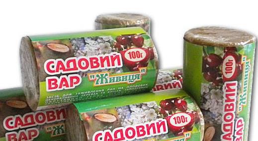 """Садовый вар  """"Живица"""" 100г"""