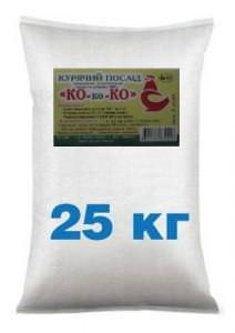 Органическое удобрение куриный помет  (гранулированный) 30 кг