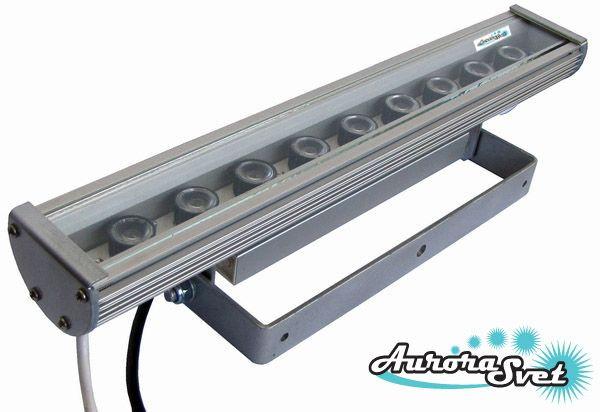 Светильник светодиодный линейный C-36. Линейный LED светильник. Светодиодный линейный светильник.