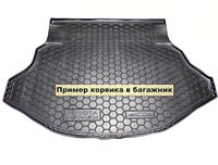 Полиуретановый коврик для багажника Mercedes GLE Coupe (С292) c 2015-