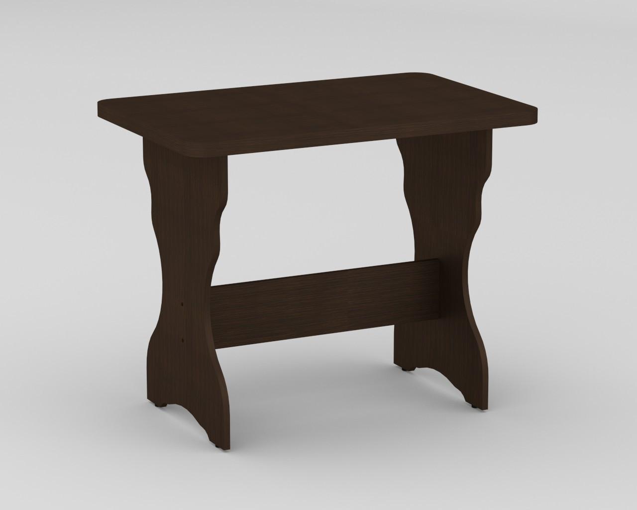 Стол кухонный простой КС-2  716х600х900