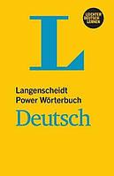 Langenscheidt Power Wörterbuch Deutsch