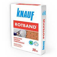 Штукатурка гіпсова Knauf Ротбанд (універсальна)