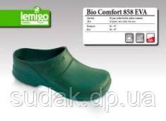 Тапочки Lemigo Bio Comfort EVA 858 (зеленые)
