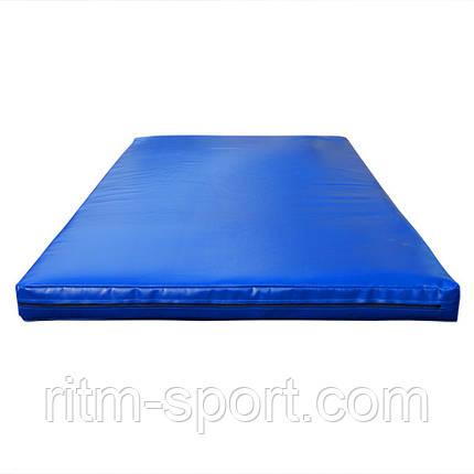 Спортивний Мат 200*100*8 см, фото 2