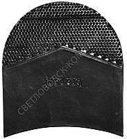 Набойка резиновая мужская BRAPANT, т. 7.0 мм, р. средний, цв. черный