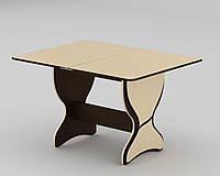 Стол кухонный раскладной с аппликацией КС-4