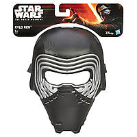 Уценка! Звездные войны маска Кайло Рена. Оригинал Hasbro