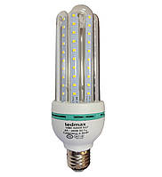 Светодиодная лампа LEDMAX 16Вт 4U16W E27 4200K, фото 1