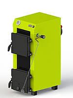 Твердотопливный котел КЭ-10  С механическим регулятором тяги
