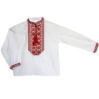 Вышитая рубашка для мальчика Козачок