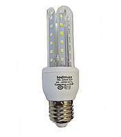 Светодиодная лампа LEDMAX 7Вт 3U7W E27 4200K, фото 1