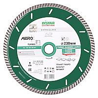 Круг алмазный 230x2,6x10x22,23 1A1R Distar Turbo Gabbro Aero