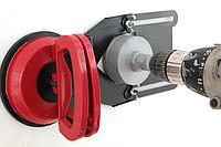 Шаблон кондуктор для сверления 6-68 мм для коронок Mechanic Distar