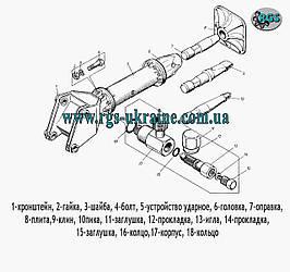 Гидромолот ГПМ-300