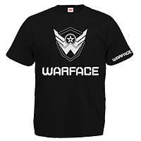 "Футболка з логотипом ""Warface (Варфейс)"""