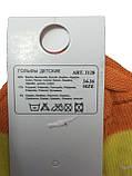 Шкарпетки дитячі короткі пр-під Туреччина р. 9, фото 3