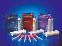 EXAMIX NDS, для снятия однофазных оттисков, 2 картриджа + 6 насадок