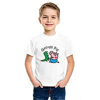 Детская футболка Поросенок Джордж (George Pig)