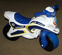 Мотоцикл каталка Байк Полиция звуковые эффекты