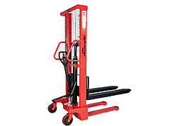 Штабелёр гидравлический ручной Leistunglift  H1516 (1500кг/1.6м)