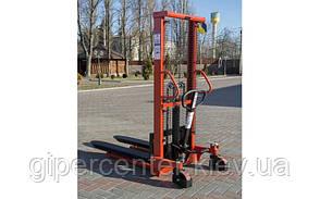 Штабелер Leistunglift H1025 (1000кг/2.5м), фото 2