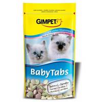 Витамины Gimpet Baby Tabs для котят с молозивом
