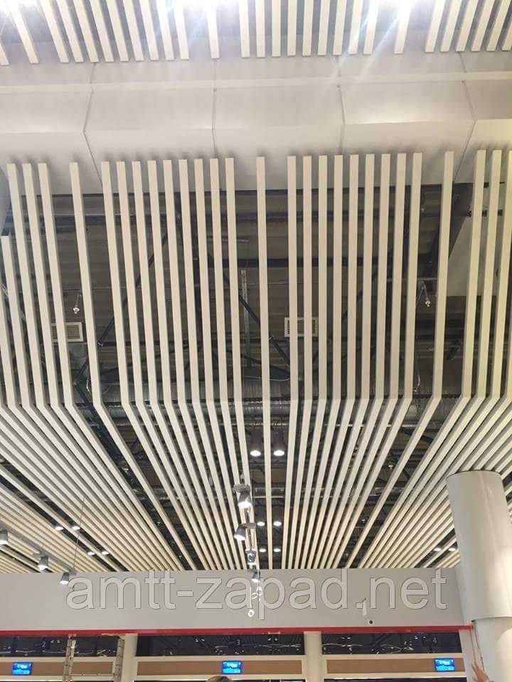 АМТТ производитель кубообразного потолка Хмельницкий