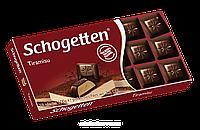 "Шоколад ""Schogetten Tiramisu"" ( Шогеттен тирамису), 100г, Германия"