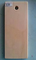 Досточка прямая, деревянная, 32*13см, 715012