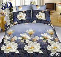 Комплект постельного белья Тет-А-Тет евро  PS-91
