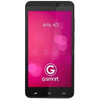 Мобильный телефон GIGABYTE GSmart Arty A3 Black (4712364758928)