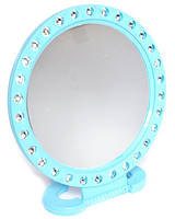 Зеркало пластик (цвет в асортим.) Среднее А91