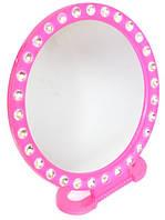 Зеркало пластик (цвет а всортим.) Большое А90