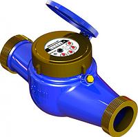 Счетчик воды многоструйный крылаточный MTK-UA 50/300 GROSS